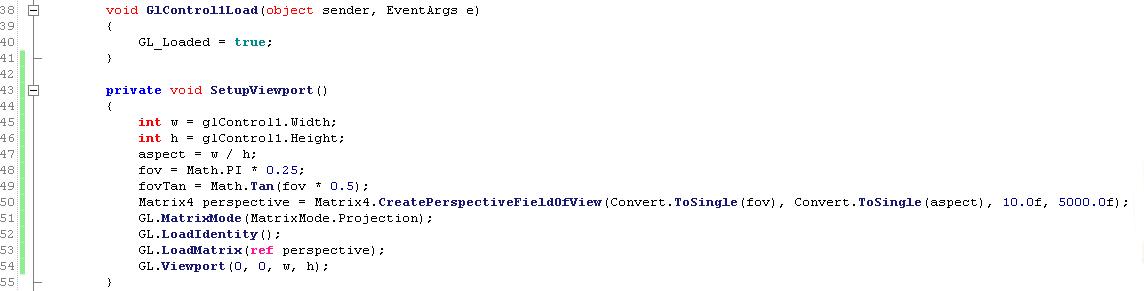 SharpDevelop + OpenTK Tutorial Part 2